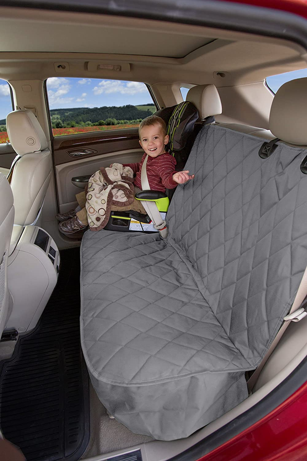 Car Front Seat Back Cover Protectors