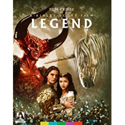 Legend (2-Disc Limited Edition) [4K Ultra HD + Blu-ray]