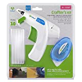 AdTech W05643 Crafter's Gift Pack with Detailer Glue Gun, Clear Glue Sticks and Glue Runner (Color: Multicolor)