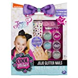 Cool Maker JoJo Siwa Glitter Nails Kit (Color: Multicolor, Tamaño: Standard)