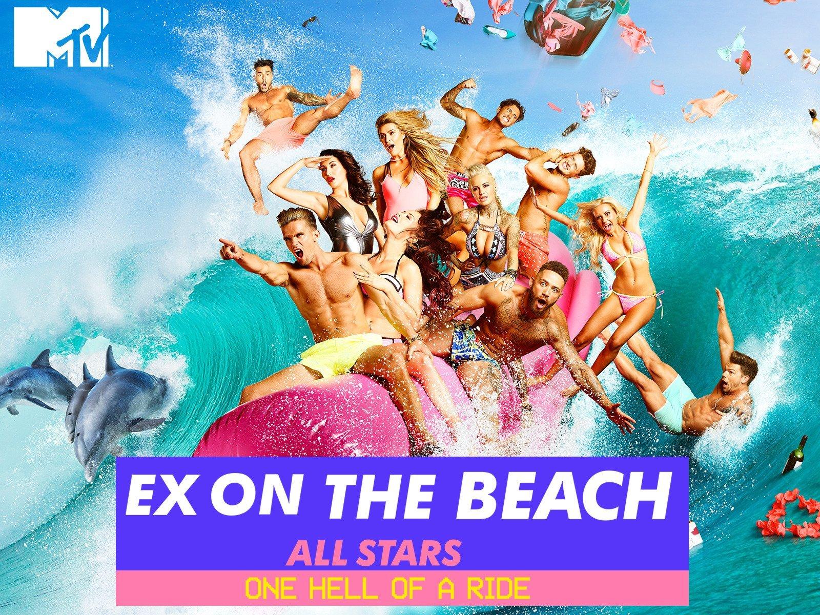 Ex On The Beach on Amazon Prime Video UK
