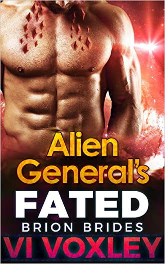 Alien General's Fated: SciFi Alien Romance (Brion Brides)