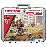 Erector by Meccano Super Construction 25-in-1 Motorized Building Set, STEM Education Toy for Ages 10 and Up (Color: For Ages 10 and Up)
