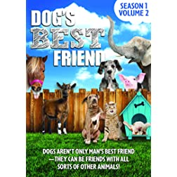 Dog's Best Friend: Season 1 Volume 2