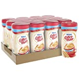 NESTLE COFFEE-MATE Coffee Creamer, Original Lite, 11oz powder creamer, Pack of 12 (Color: Original Lite, Tamaño: Pack of 12 (11 Ounce))