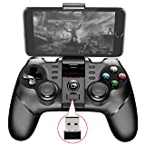 iPega PG-9076 Bluetooth + 2.4G Wireless Gamepad Controller for Smartphone Tablet TV Box PS3