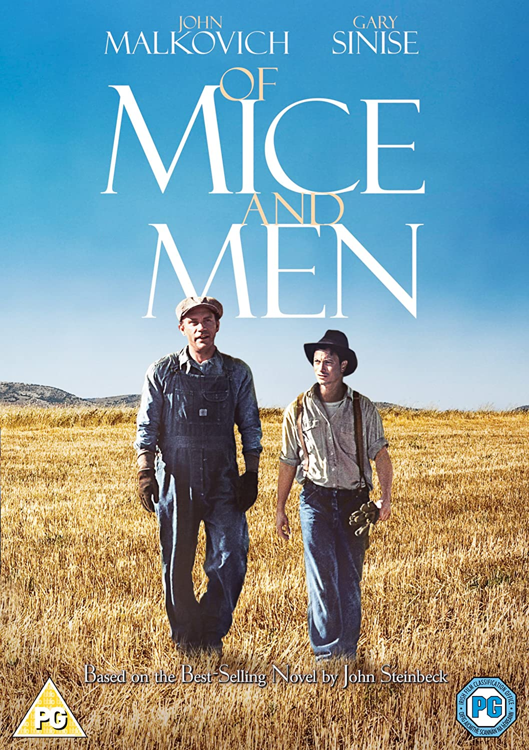 of mice and men book review While the powerlessness of the laboring class is a recurring theme in steinbeck's work of the late 1930s, he narrowed his focus when composing of mice and men (1937), creating an intimate portrait of two men facing a world marked by petty tyranny, misunderstanding, jealousy, and callousness.