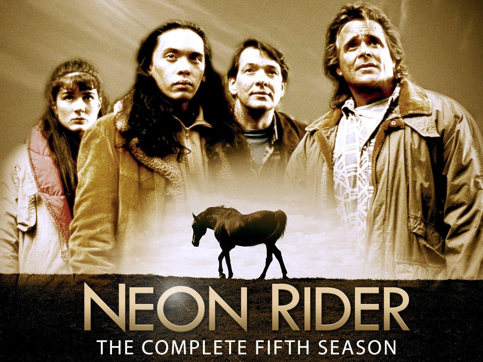 Neon Rider - Season 5