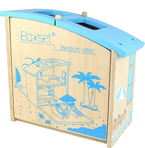 BoxSet Casdon Wood Play Beach Villa