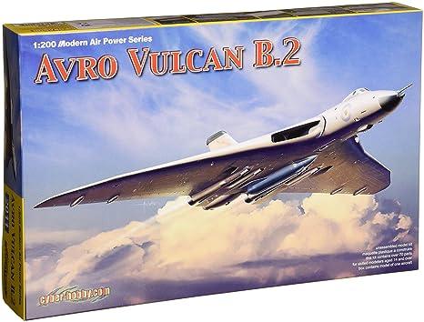Dragon Cyber Hobby 2011 Avro Vulcan B2 1:200 Plastic Kit Maquette