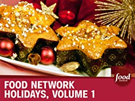Food Network Holidays Season 1 [HD]