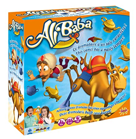 Splash Toys - 30104 - Jeu D'action Et De Réflexe - Alibaba