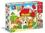 Clemmy Plus Clemmy Play Set Big Farm, Multi Color