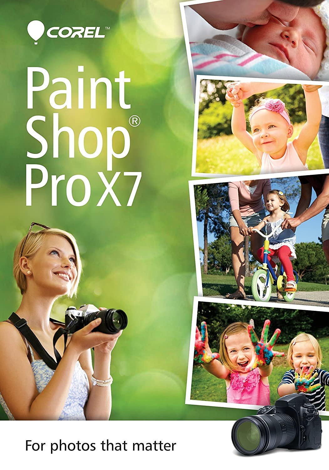 PaintShop Pro X7 30 Day Free Trial (Download)