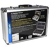 MINTCRAFT JL-10054 Mint Craft Storage Box, 18 in L X 13 in W X 6 in H, Aluminum