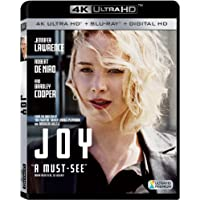Joy 4K UHD on Blu Ray