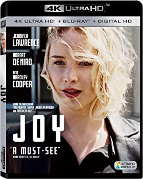 Joy 4K UHD on Blu Ray