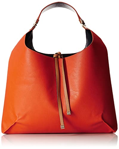 Tommy Hilfiger TH Hinge Hobo Shoulder Bag - tote bags - tote handbags - handbags for women