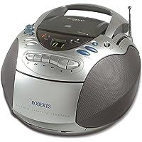 Roberts CD9960 CD FM/MW/LW Radio Cassette Player
