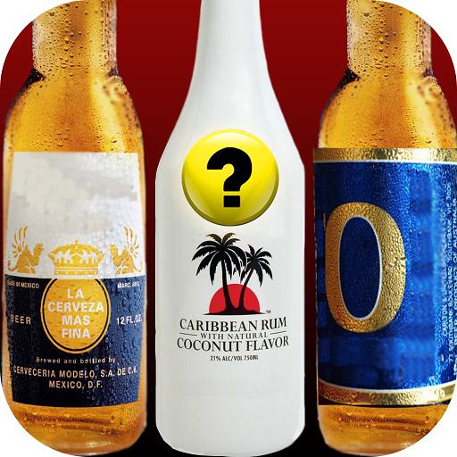 Fun Apps discount duty free Drinks Logo Quiz