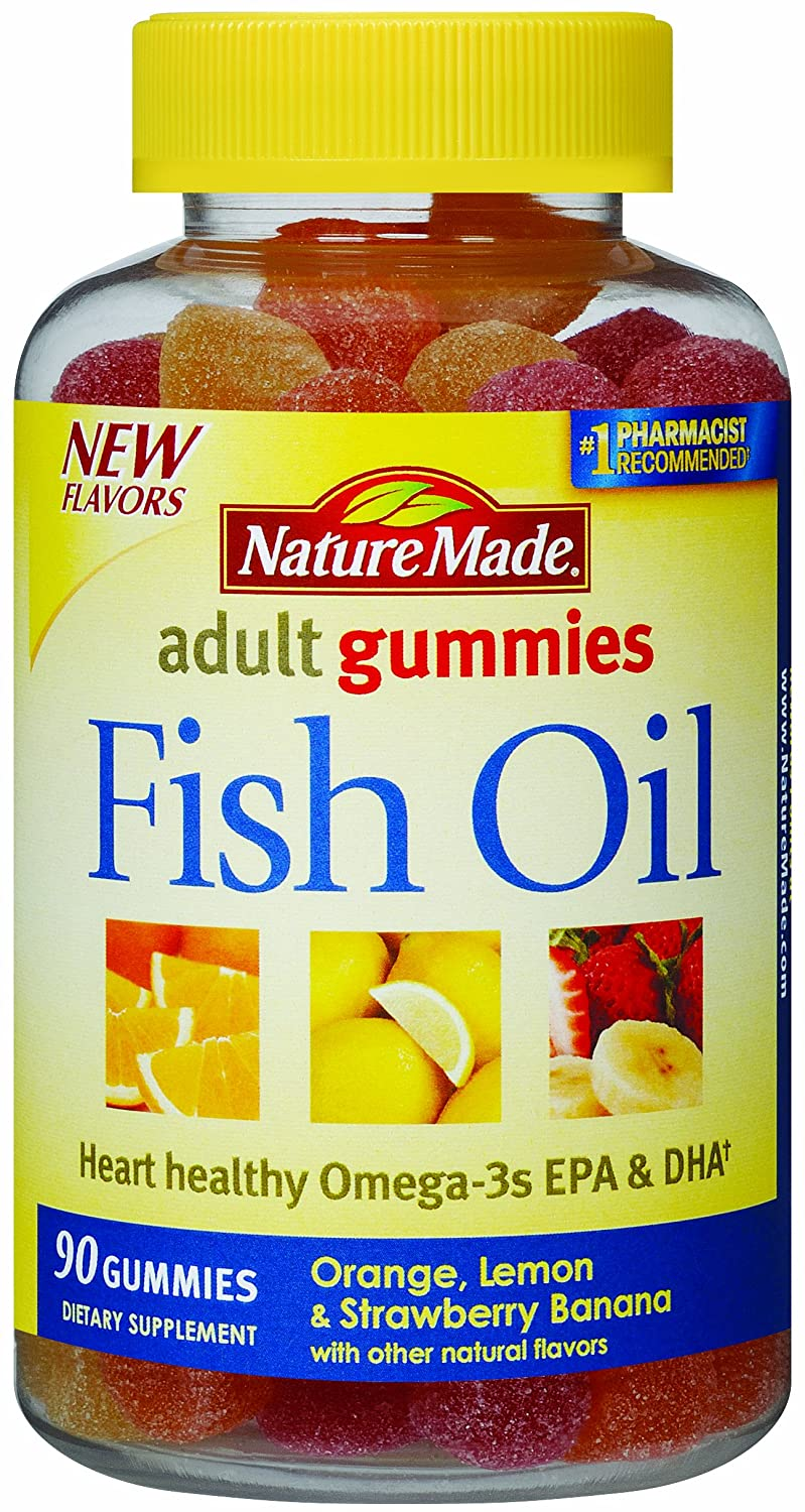 Top 10 best omega 3 fish oil nutritional supplements for Nature made fish oil review