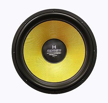 Audio System H18 SPL Caisson de grave
