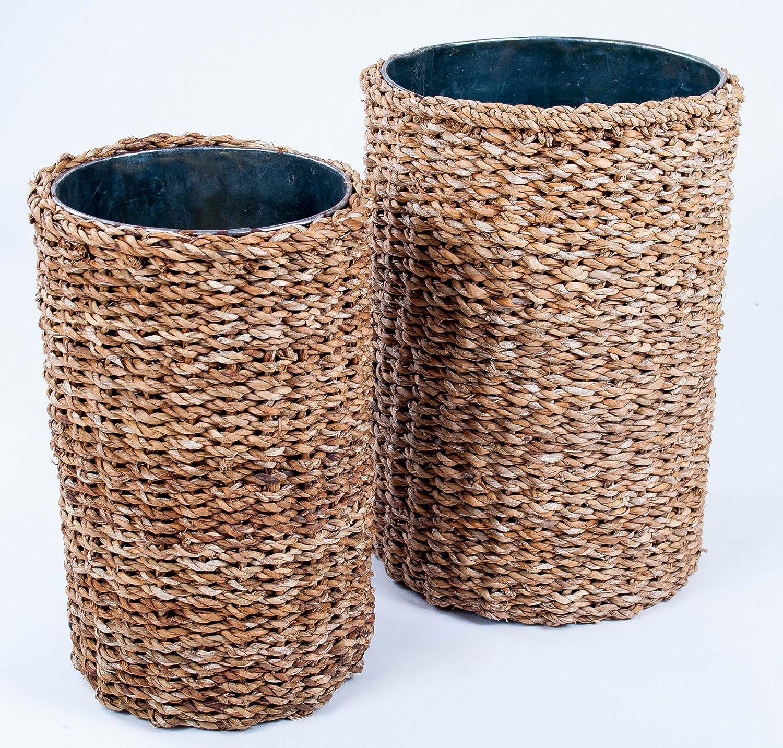 2 tlg. Seegras Regenschirmhalter (1B Ware) bestellen
