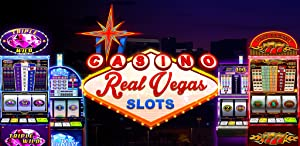 Real Vegas Slots - Free Vegas Slots 777 Fruits Casino Games Classic reel Slot Machine with Freespins Bonus Rounds Jackpot and tornaments Old Vegas Slots style for Kindle and Android Spin and Win! by FUNONLINE 247 LTD