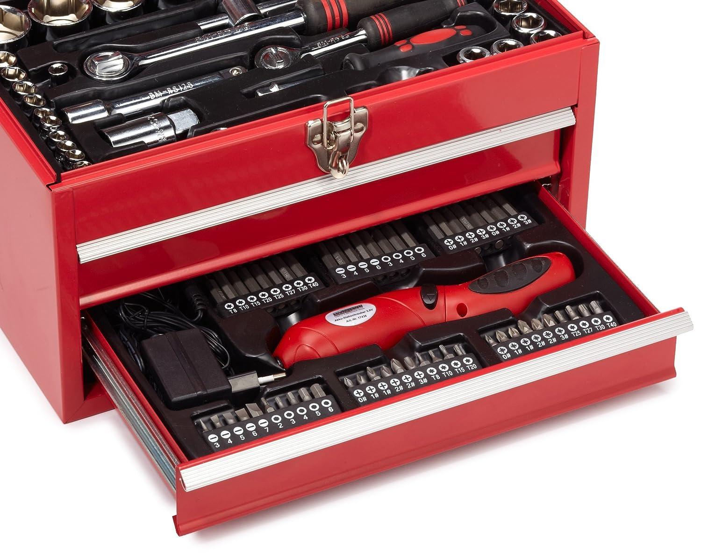 Caja de herramientas Mannesmann M29066