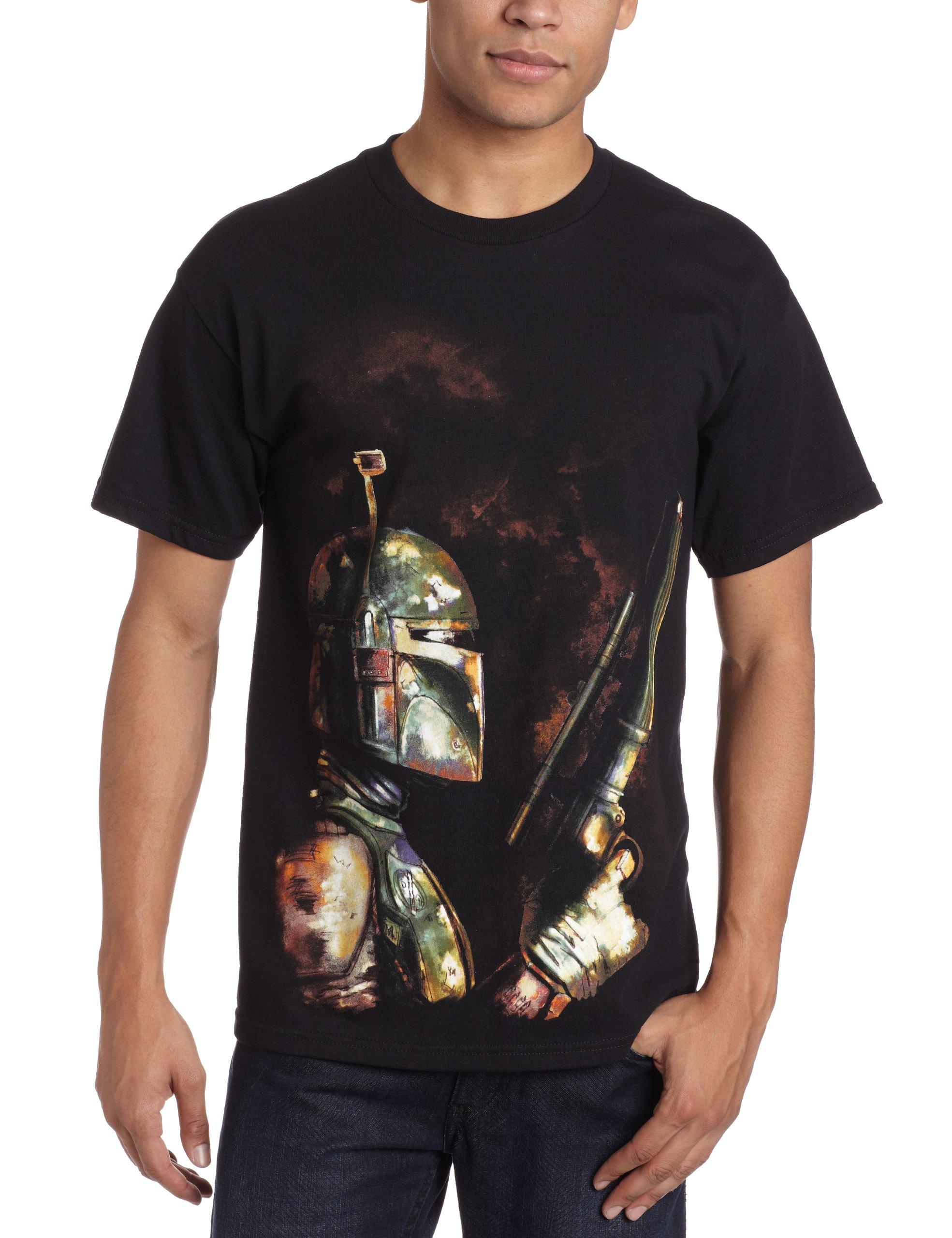 Mad Engine Men's The Bounty Hunter T-Shirt