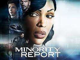 Minority Report Season 1 [OmU]