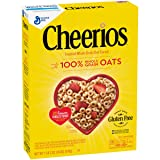 Cheerios Cereal, 18 oz (Tamaño: 18 oz)