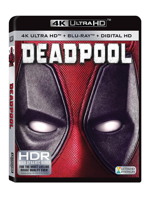Deadpool (4K) (Blu-ray)