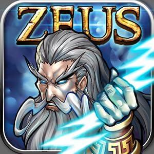 Slots - Zeus's Wrath from Hana Mobile