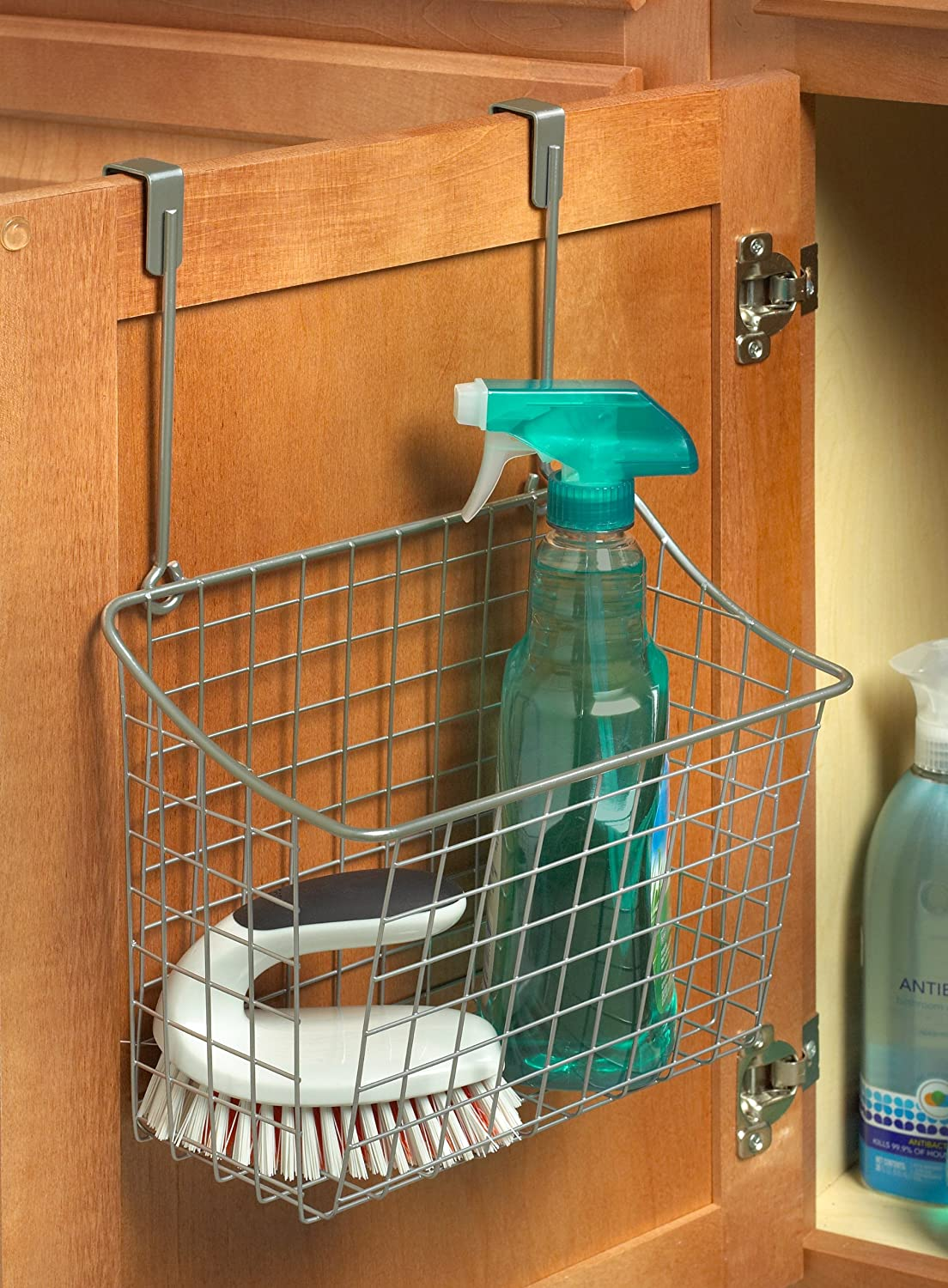 Bathroom Cabinet With Baskets Specially For Jacksonville