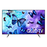 "Samsung QN65Q6F Flat 65"" QLED 4K UHD 6 Series Smart TV 2018 (Color: Black, Tamaño: 65-Inch)"
