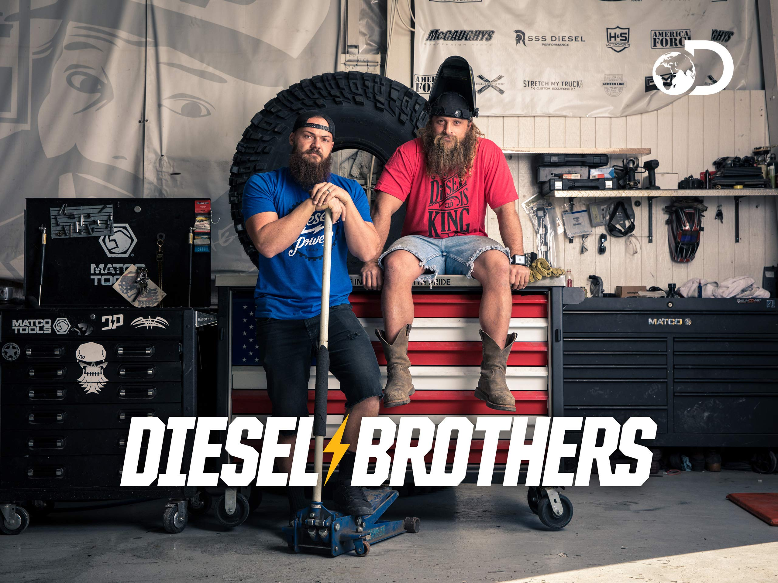 Diesel Brothers on Amazon Prime Instant Video UK