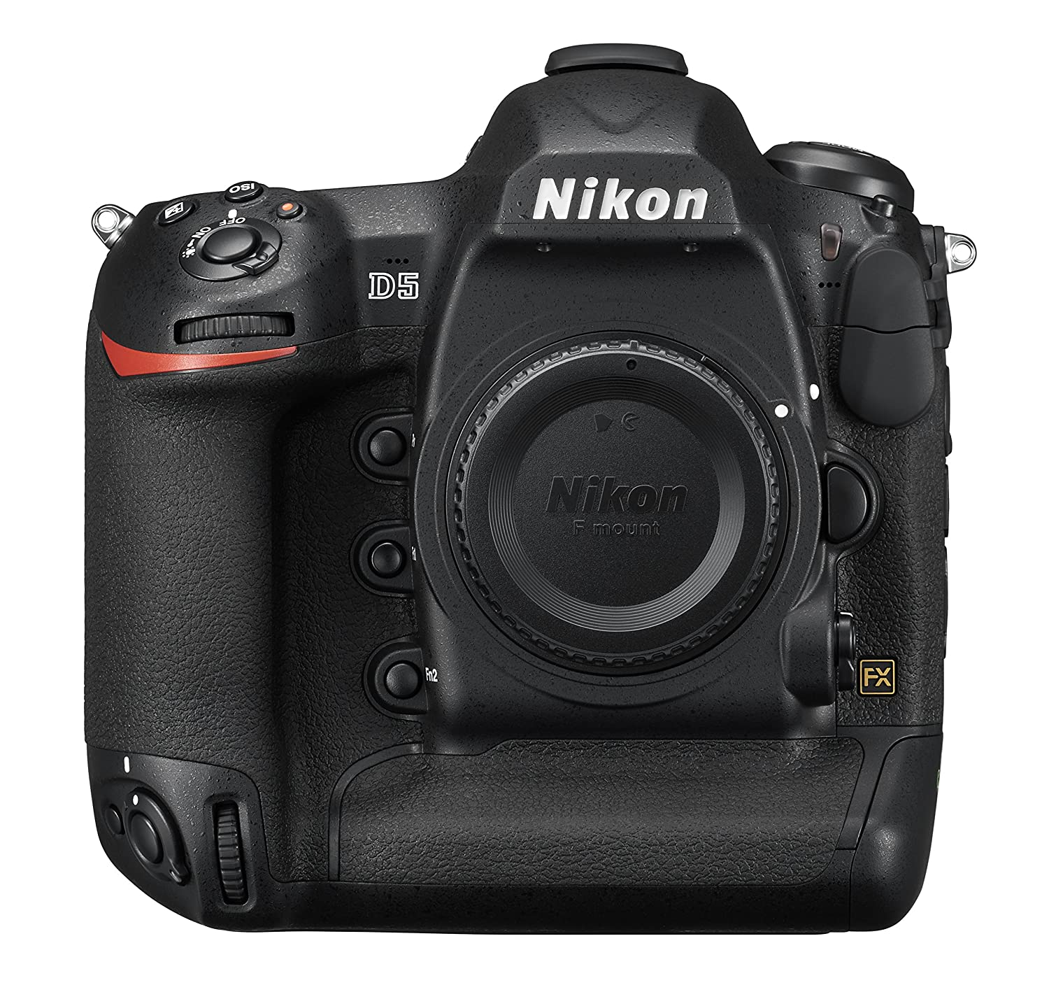Nikon D5 20.8 MP FX-Format Digital SLR Camera Body (CF Version)