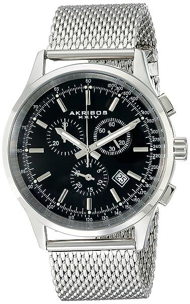 [Amzon.ca] Akribos XXIV Men's Ultimate Swiss Chronograph watch, $95.99, save 88%