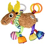 Tomy Lamaze Play and Grow Mortimer the Moose Take Along Toy