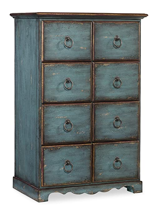 Hooker Furniture 500-50-903 Drawer Chest, Tall