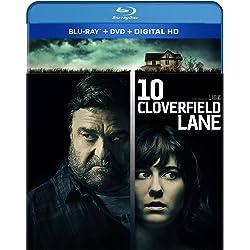 10 Cloverfield Lane on Blu-ray/DVD with Digital
