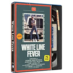 White Line Fever - Retro VHS Style [Blu-ray]