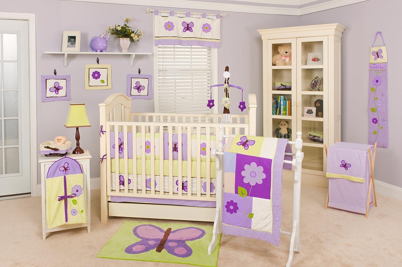15 Cutest Baby Girl Crib Bedding Sets