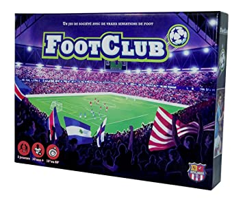 FootClub - jeu de cartes