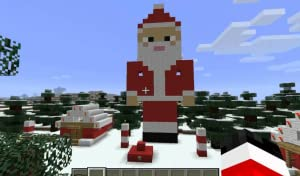 Christmas by road craft