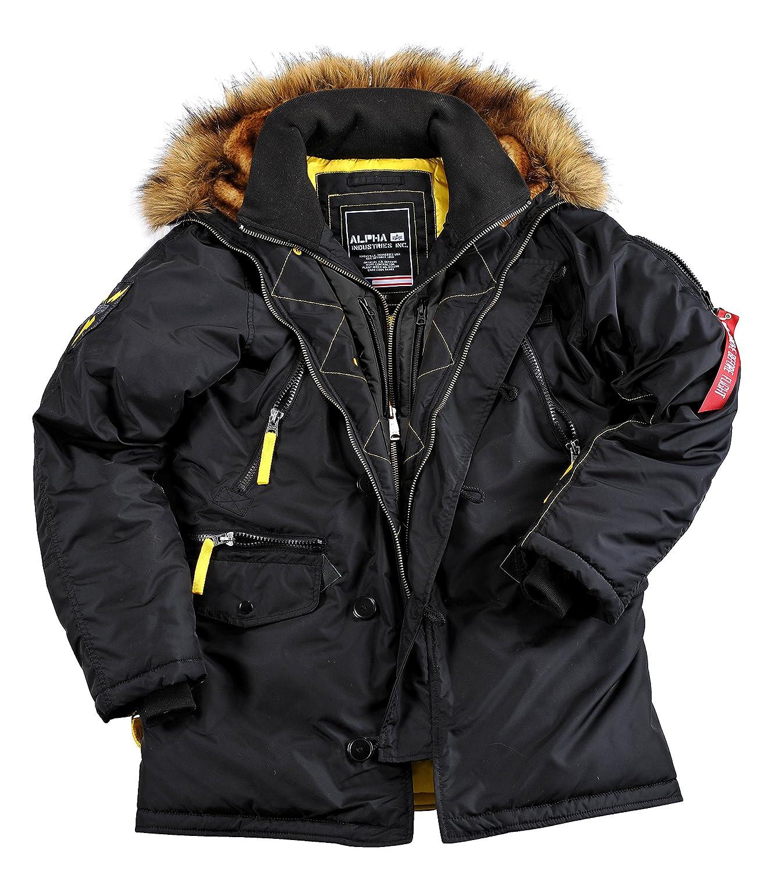 Alpha Industries PPS N3B Winterjacket Parka Herren Winterjacke 30073 jetzt bestellen