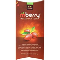 Mberry Miracle Fruit Tablets (10-Count)