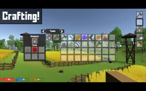 Pixel Block Survival Craft by HGames