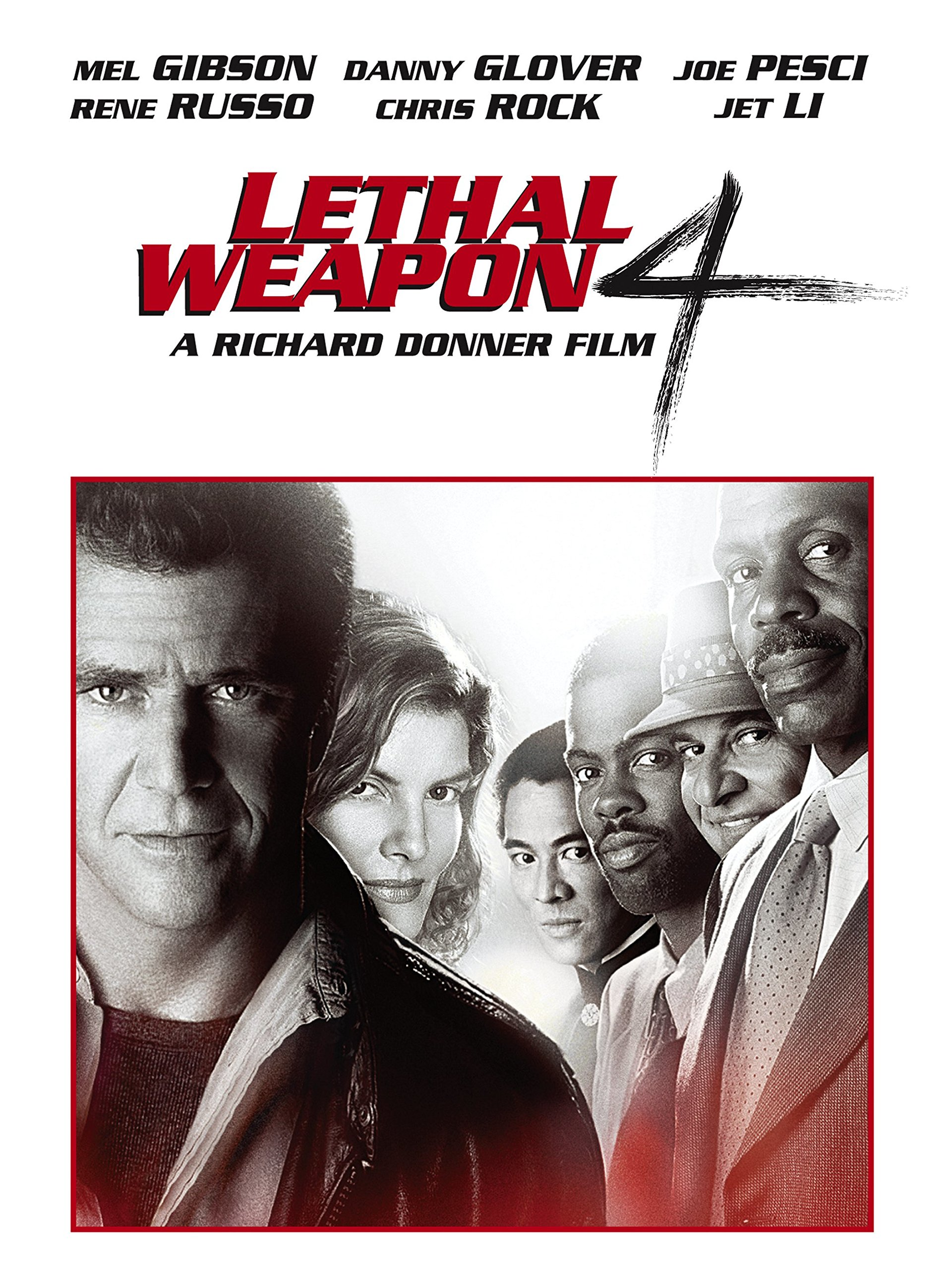 Lethal Weapon 4 on Amazon Prime Video UK